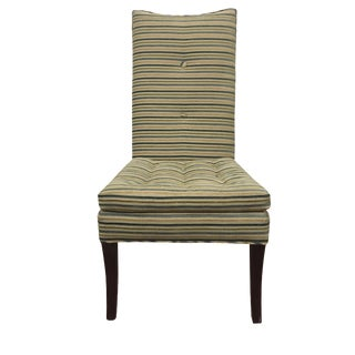 Striped R. Jones Dining Chairs - Set of 6