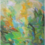 Image of Large Abstract by Trixie Pitts -Morning