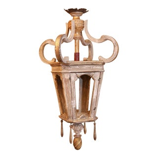 Large French Lantern