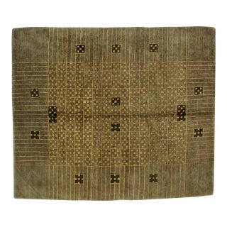 """Leon Banilivi Gold Modern Carpet , 8' X 9'4"""""""
