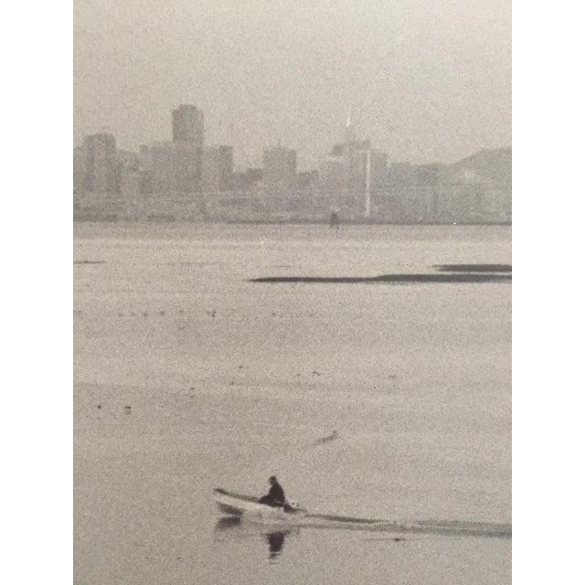 Image of Stanley Burns Vintage 1977 SF Bay Photograph