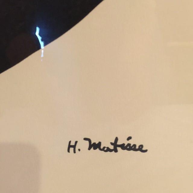 Henri Matisse Black and White Print - Image 4 of 5