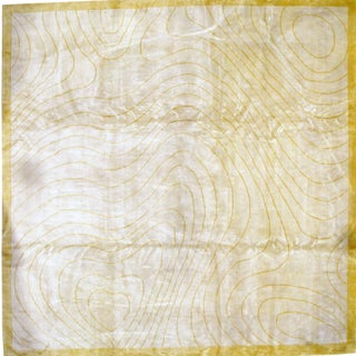 Pasargad Ny Modern Silk 10'x10' Hand-Knotted Rug