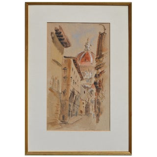 Street in Florence by Betty Guy