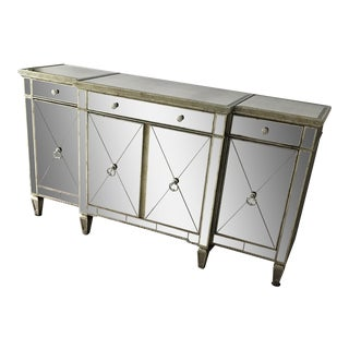 Basset Co Mirrored Buffet Server