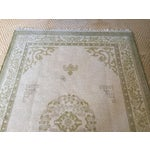 """Image of Vintage Asian Area Rug - 5'11"""" X 9'4"""""""