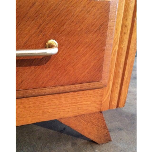 French Mid-Century Modern Dresser - Image 8 of 9