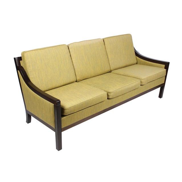 Image of Light Green Modern Sofa