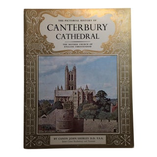 'The Pictorial History of Canterbury Cathedral' Book