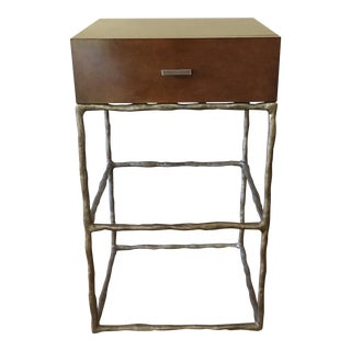 Century Contemporary Side Table