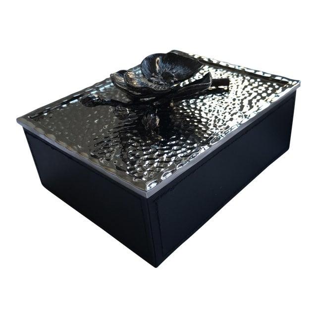 Michael Aram Black Orchid Jewelry Box - Image 1 of 7