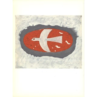 Georges Braque-Untitled-1967 Lithograph
