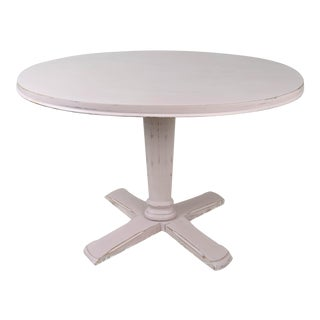 Antoinette Oval Side Table