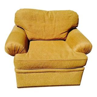 Mustard Swivel Chair