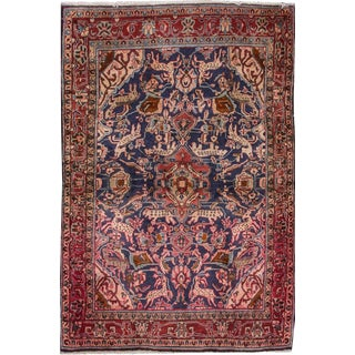"Apadana - Persian Rug, 3'3"" x 5'4"""