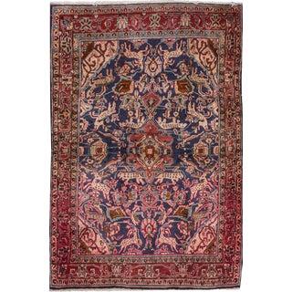 "Apadana - Persian Rug, 3'3"" x 5'4"""