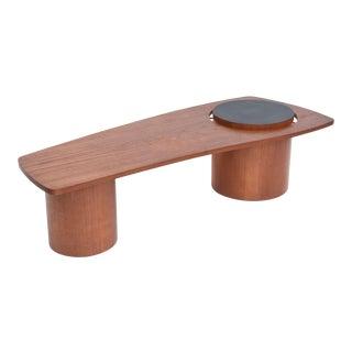 RS Associates Canadian Modern Teak Side Table, 1967