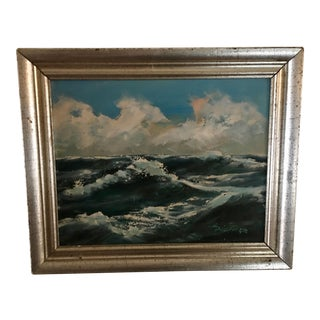 Original Seascape Oil Painting