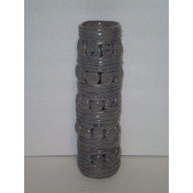 Image of Mid-Century Pottery Vase