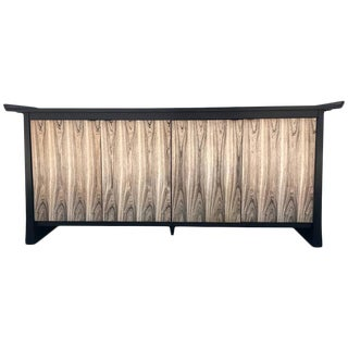 Bernhardt 2-Tone Asian Flair Sideboard