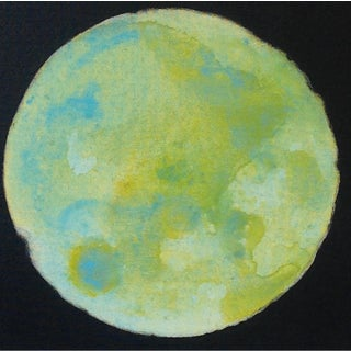 Summer Moon Painting