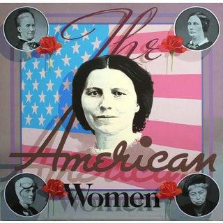 Harriet Beecher Stowe, Eleanor Roosevelt, Amelia Earhart and Clara Barton