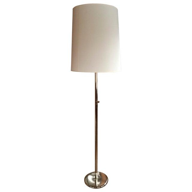 Room & Board Silver Buster Floor Lamp - Image 1 of 3