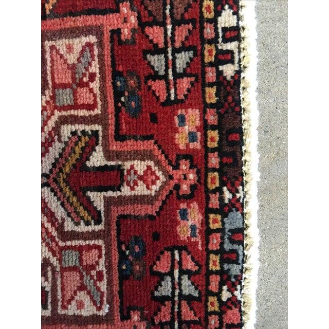 """Vintage Karajeh Persian Runner Rug - 2'4"""" X 8'11"""" - Image 9 of 9"""