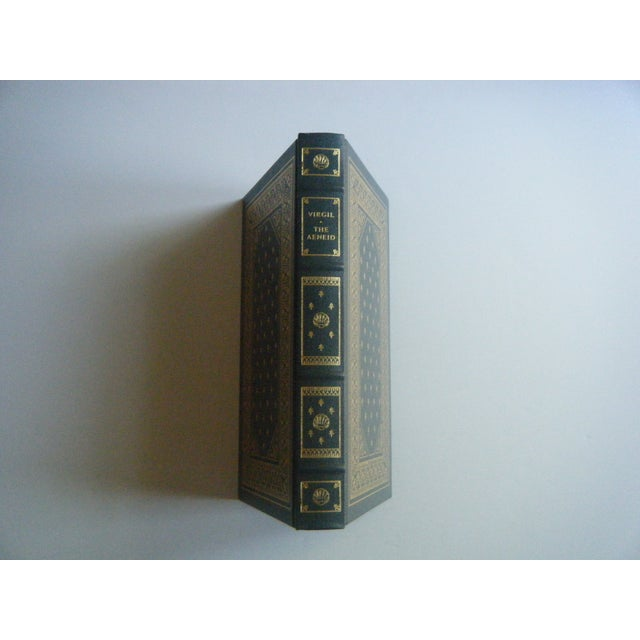 Vintage Book 'The Aeneid' by Virgil, Decorative - Image 3 of 7