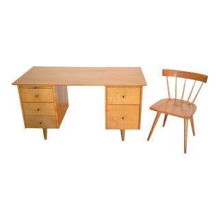 Paul McCobb Planner Group Desk & Chair