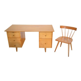 Paul McCobb Planner Group Desk & Chair