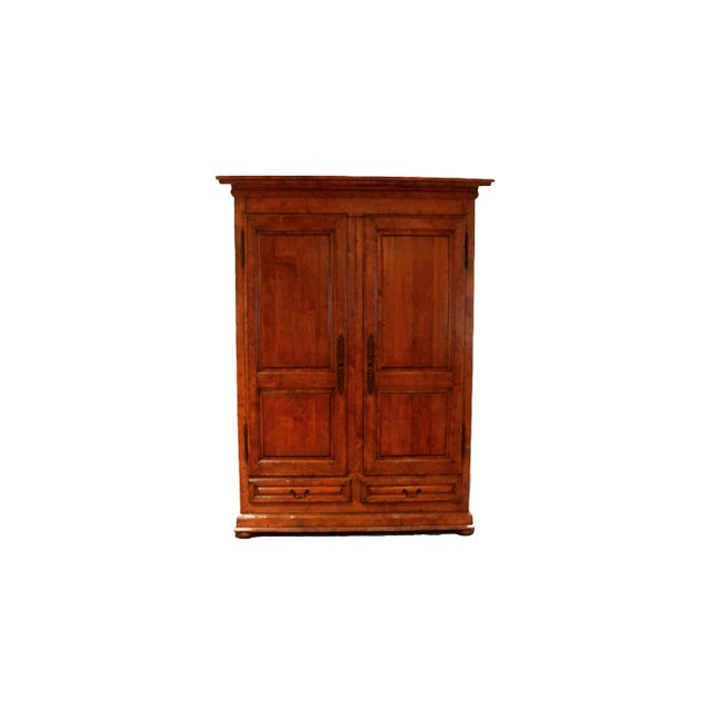 Image of Guy Chaddock Armoire-Dresser
