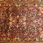 """Image of Leon Banilivi Antique Persian Sarouk, 6'6"""" X 2'6"""""""