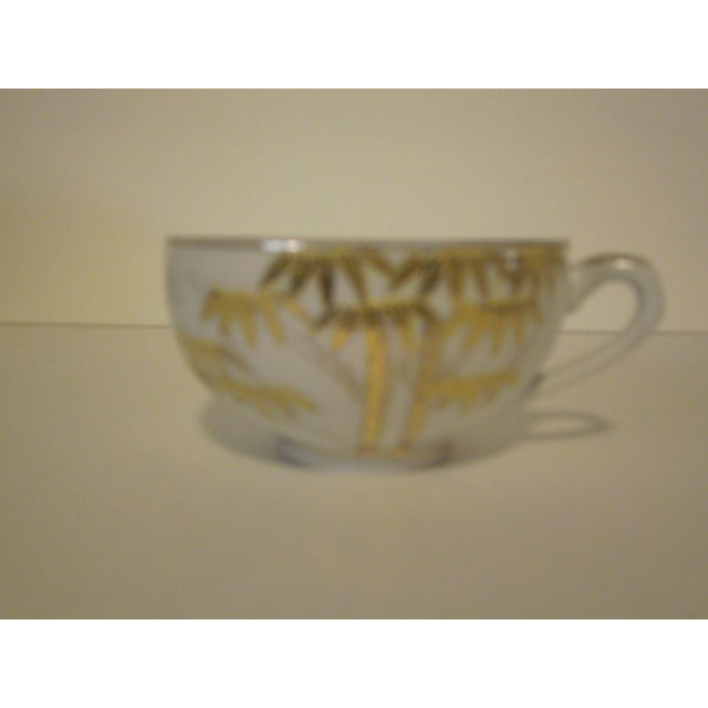 1940's Japanese Lithophane Tea Set - Image 9 of 11