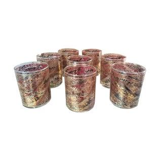Glass Tumblers - Set of 8