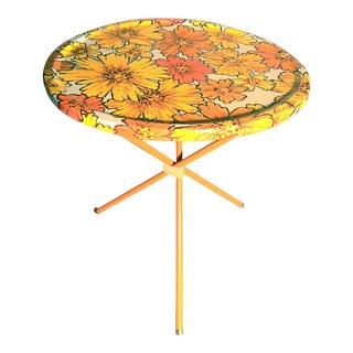 Vintage Lavada Patio Table