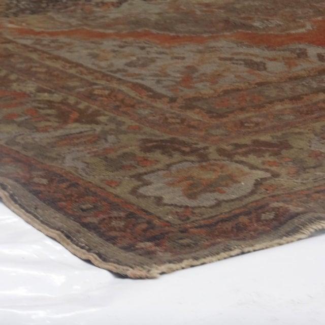 Image of Leon Banilivi Antique Oushak Rug - 3′10″ × 5′7″