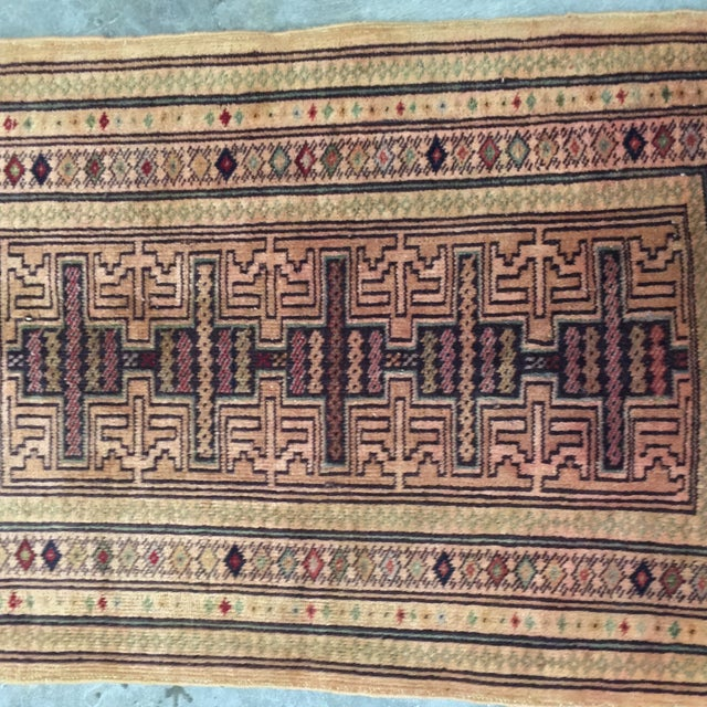 Turkaman Persian Rug - 1′11″ × 2′7″ - Image 3 of 7