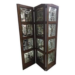 Maitland-Smith Mirrored Screen