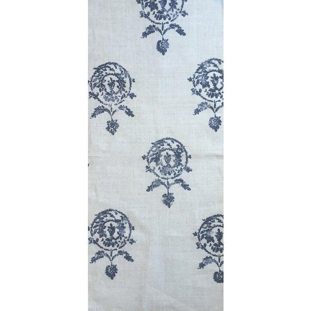Zak+Fox, Custom Cuku Linen Fabric - 15 Yards - Image 1 of 5