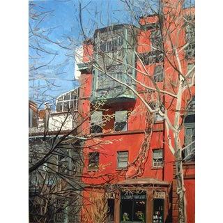 """Bay Window"" Giclee Print of Painting"