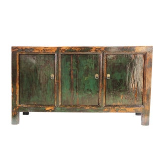 Vintage Lacquer Sideboard