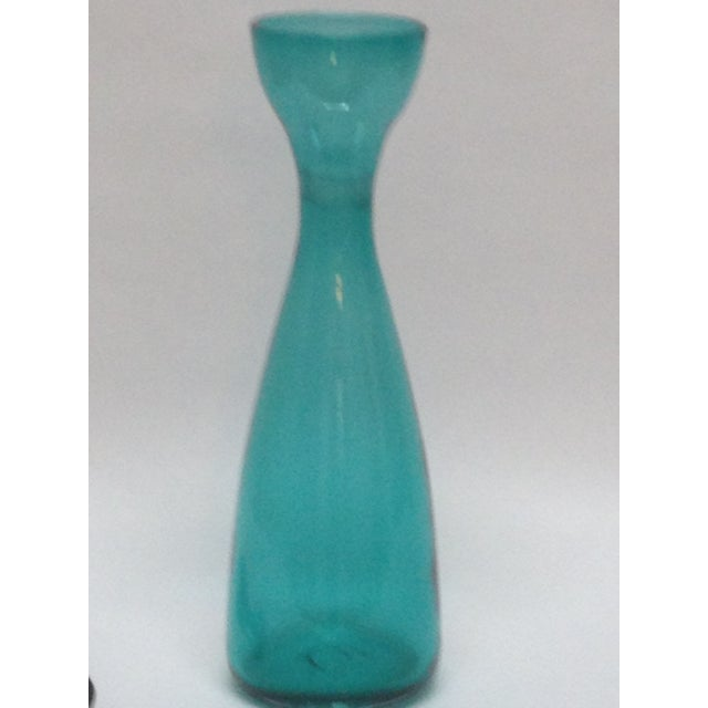 Image of Large Blenko Decanter #564 by Wayne Husted