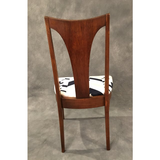 Broyhill Mid-Century Dining Chairs - Set of 4 - Image 5 of 9