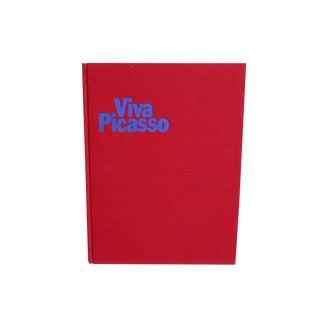 """1980 """"Viva Picasso"""" Book"""