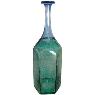 Bertil Vallien for Kosta Boda Bottle Vase