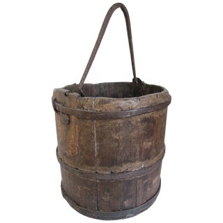 Antique Well Bucket