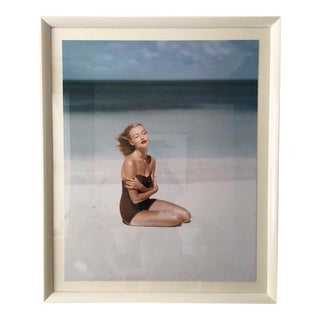 """Large Professionally Framed 1953 'Vogue' Photograph 38""""x46"""""""