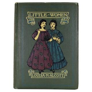 Antique British Edition 'Little Women'
