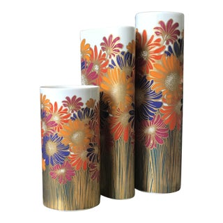 Rosemund Nairac for Rosenthal Studio Line Vases - Set of 3